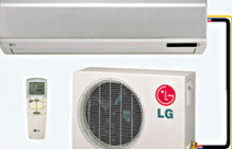 LG Split System Air Conditioners